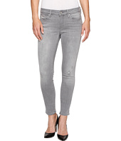Mavi Jeans - Adriana Ankle Mid-Rise Skinny in Light Grey Tribeca