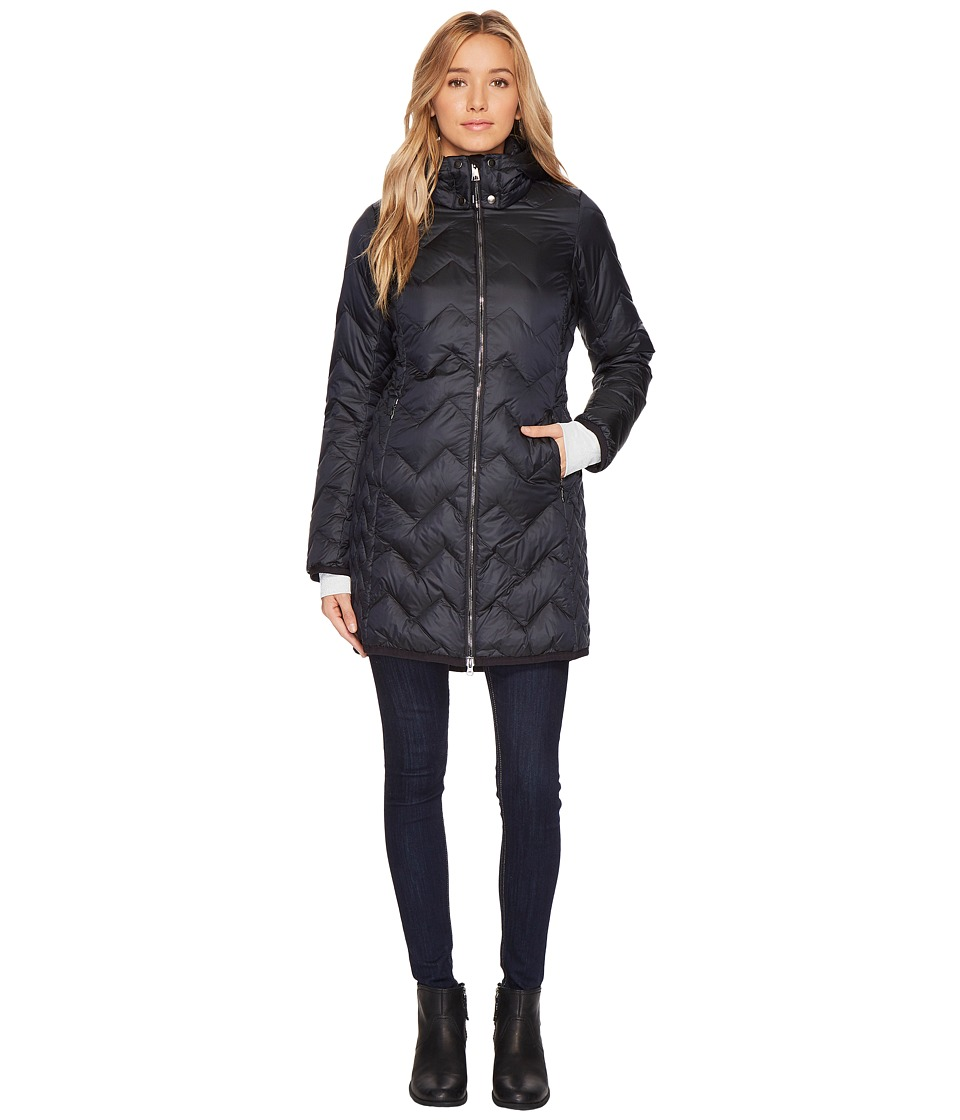 Obermeyer - Devi Down Parka (Black) Womens Coat