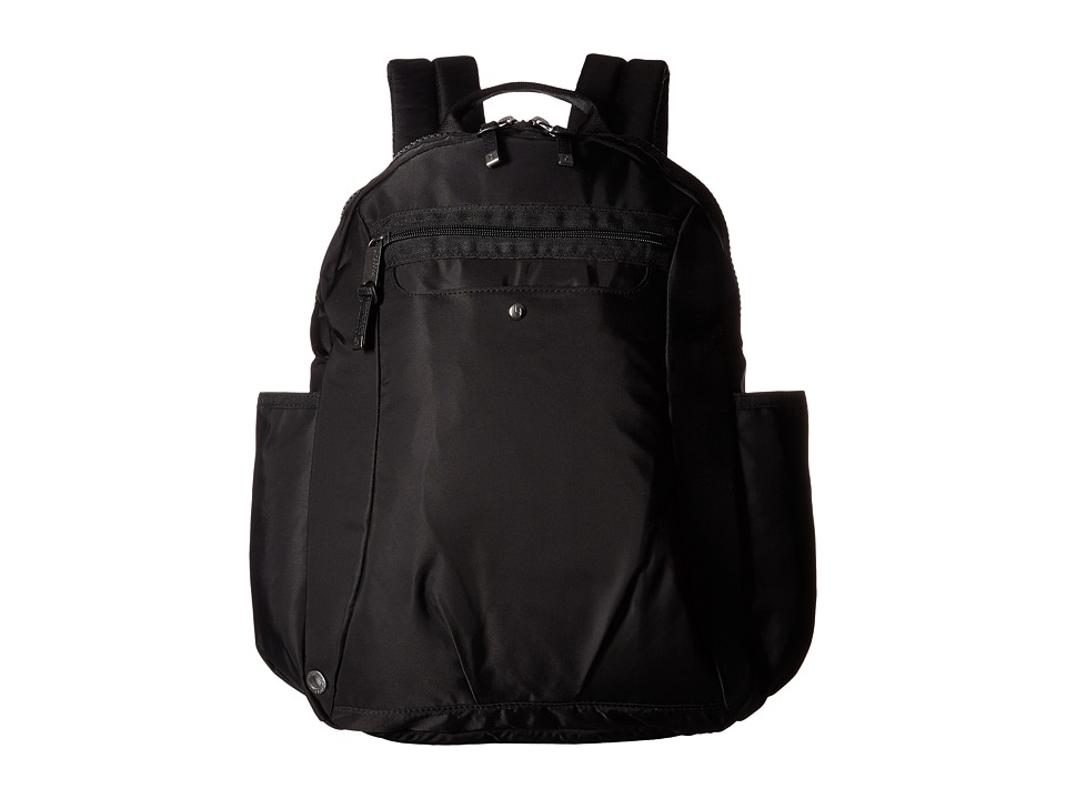 Baggallini Gadabout Laptop Backpack (Black) Backpack Bags