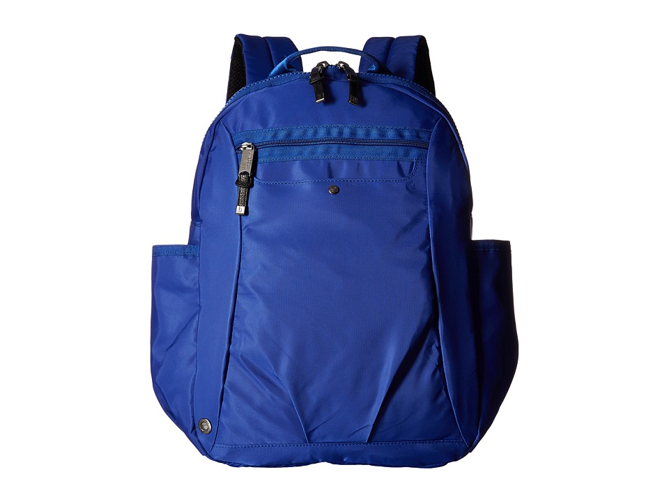Baggallini Gadabout Laptop Backpack (Cobalt) Backpack Bags