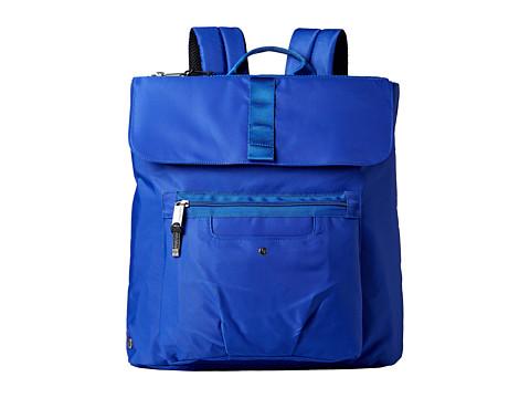 Baggallini Skedaddle Laptop Backpack - Cobalt