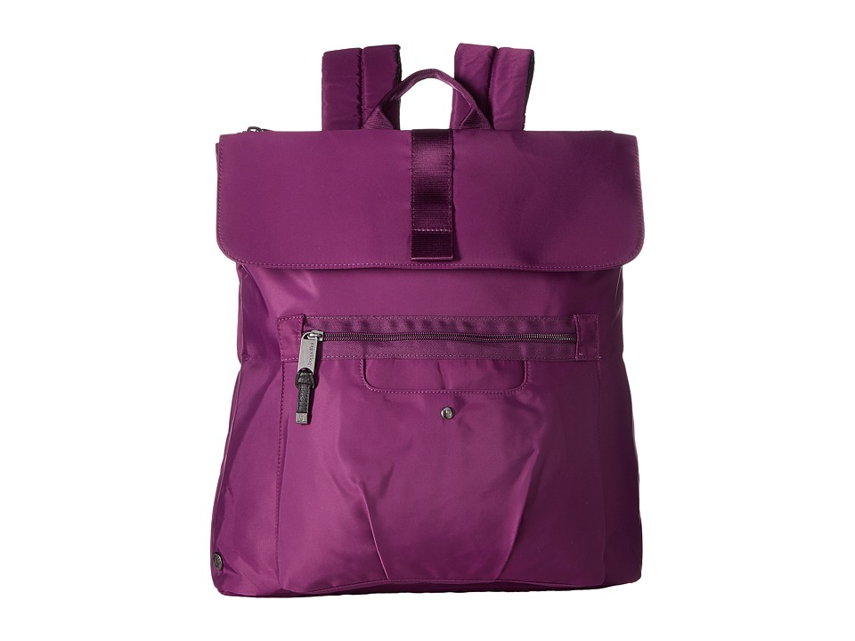 Baggallini Skedaddle Laptop Backpack (Mulberry) Backpack ...
