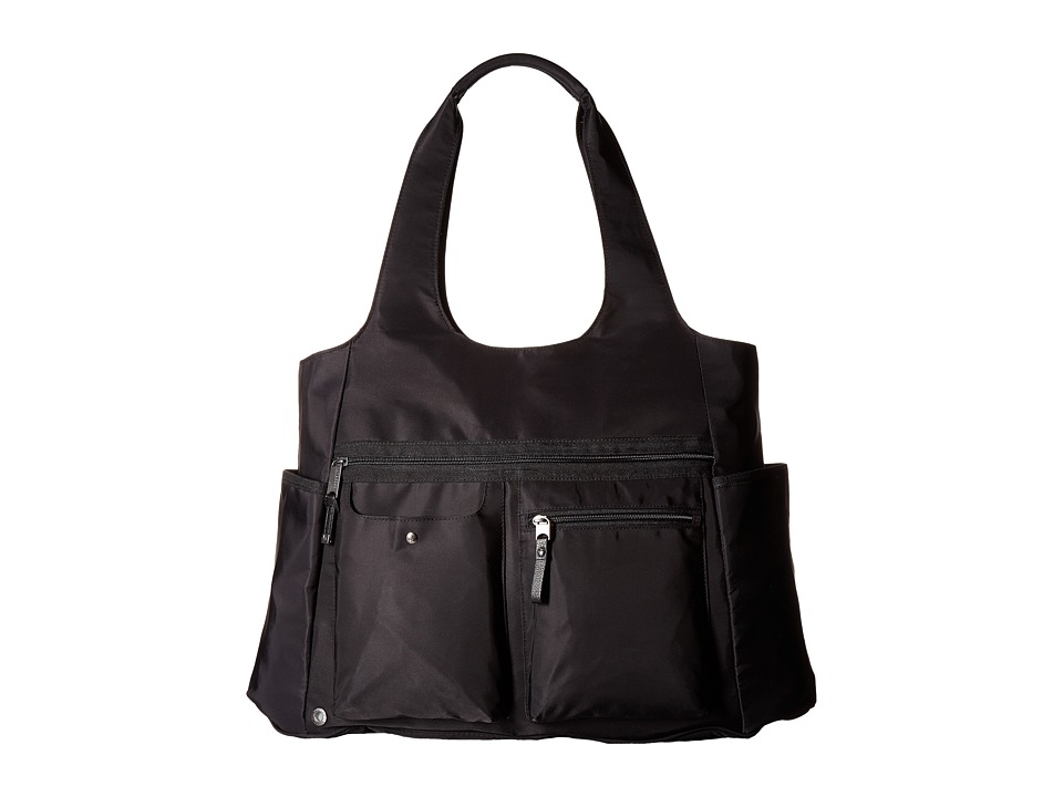 Baggallini Get Along Large Tote (Black) Tote Handbags