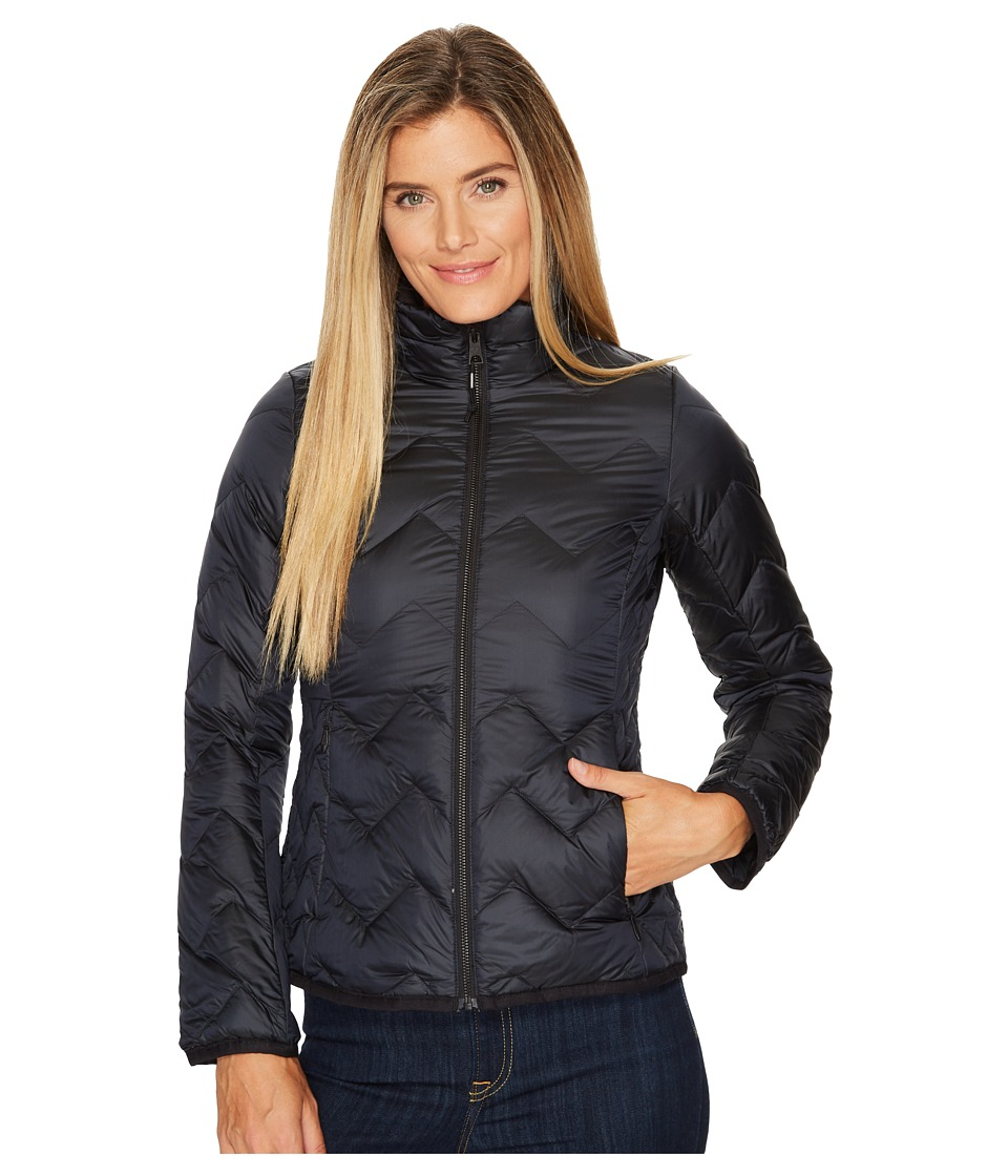 Obermeyer - Del Down Insulator (Black) Womens Clothing