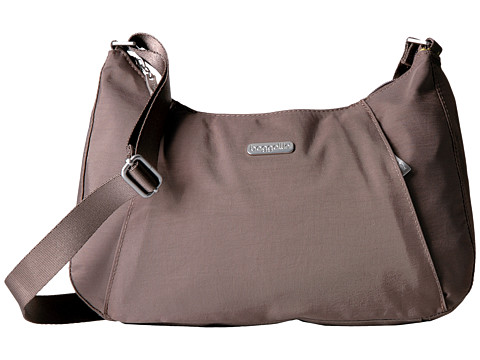 Baggallini Slim Crossbody Hobo - Portobello