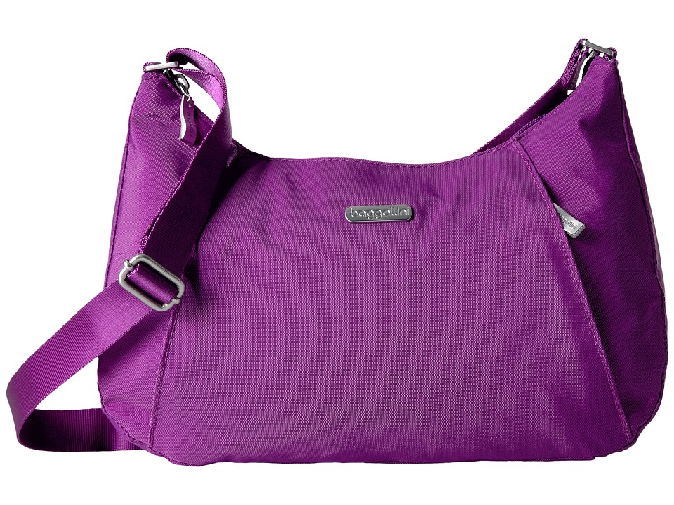 Baggallini - Slim Crossbody Hobo