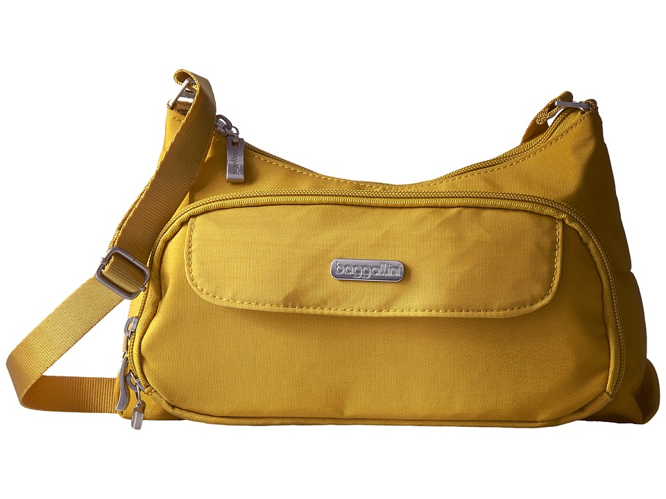 Baggallini Everyday Bagg (Kiwi) Cross Body Handbags