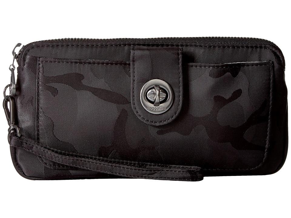 Baggallini - Lisbon RFID Wristlet (Camo) Wristlet Handbags
