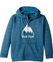 Burton Kids - Oak Full Zip Hoodie (Little Kids/Big Kids)