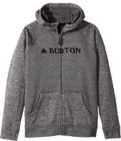 Burton Kids - Oak Full Zip Hoodie (Little Kids/Big Kids)
