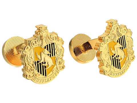 Cufflinks Inc. Hufflepuff Crest Cufflinks