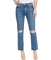 Paige - Jacqueline Straight w/ Raw Hem in Beachwood Destructed
