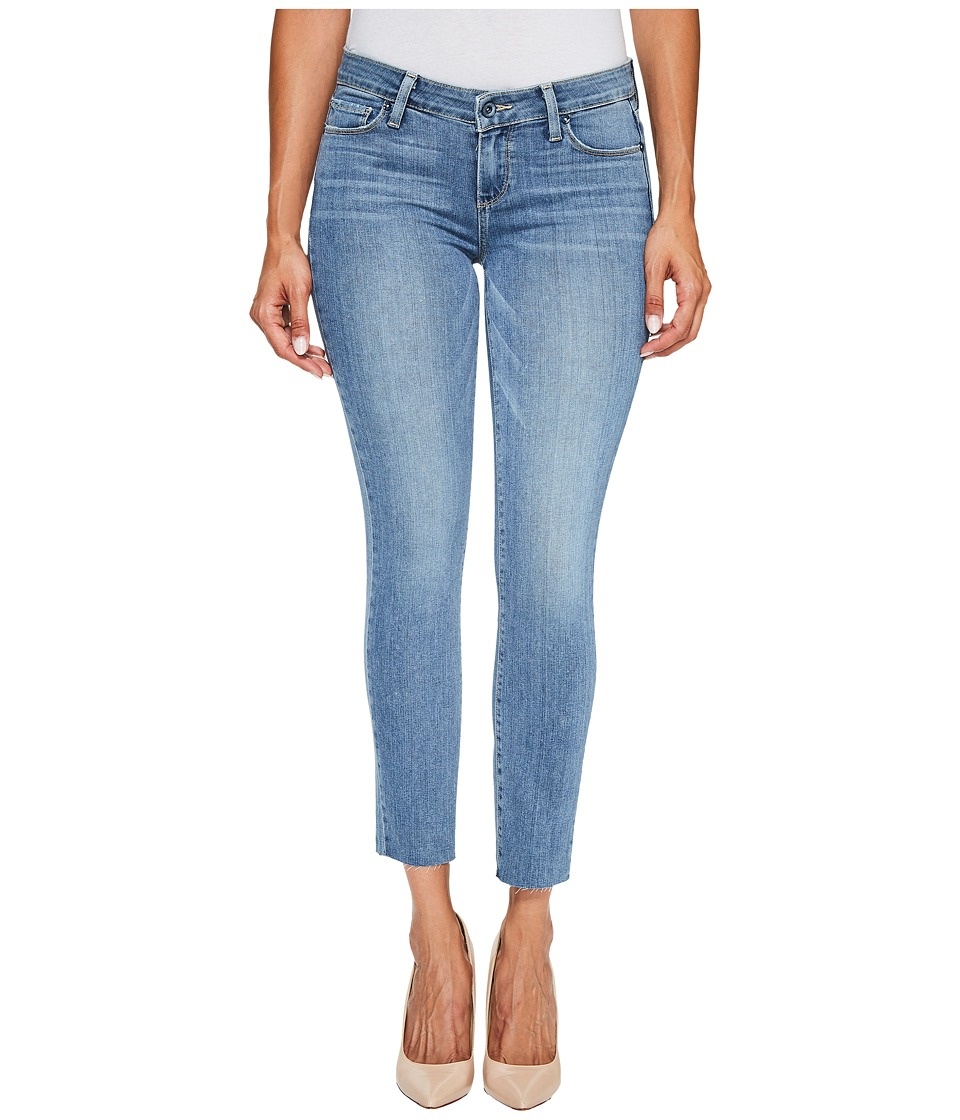 Paige Verdugo Crop w/ Raw Hem in Melody (Melody) Women