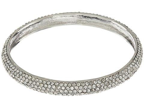 Nina Blaze Pave Bangle Bracelet