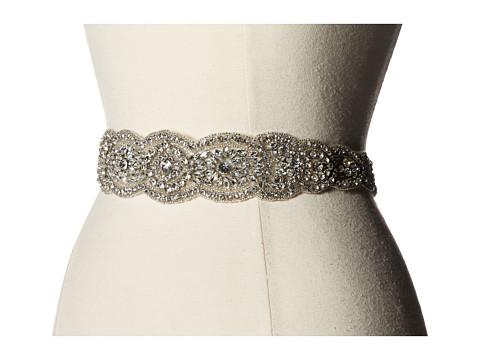 Nina Jonquil Crystal Oval Belt