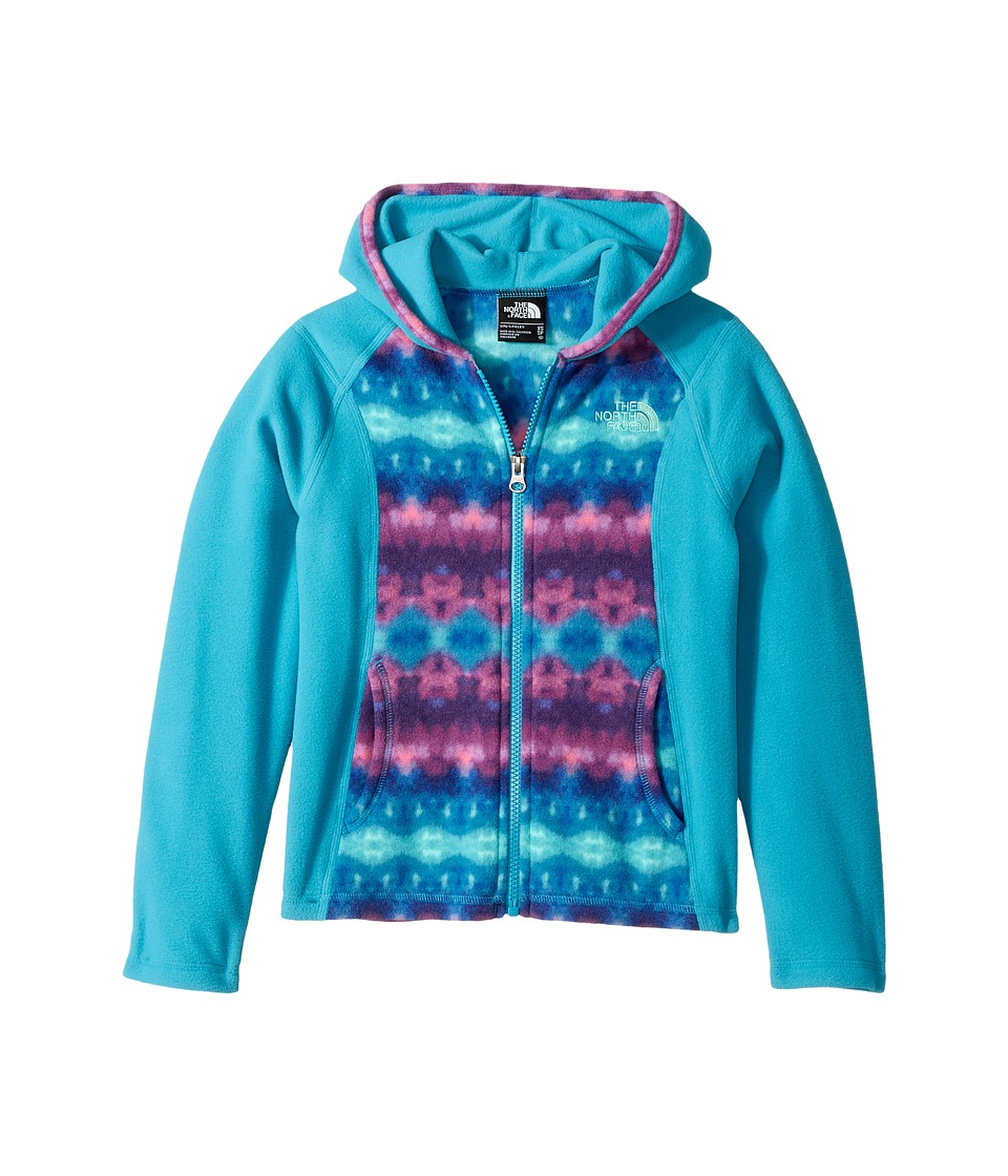 North Face Glacier Full Zip Hoodie (Little Kids/Big Kids)...