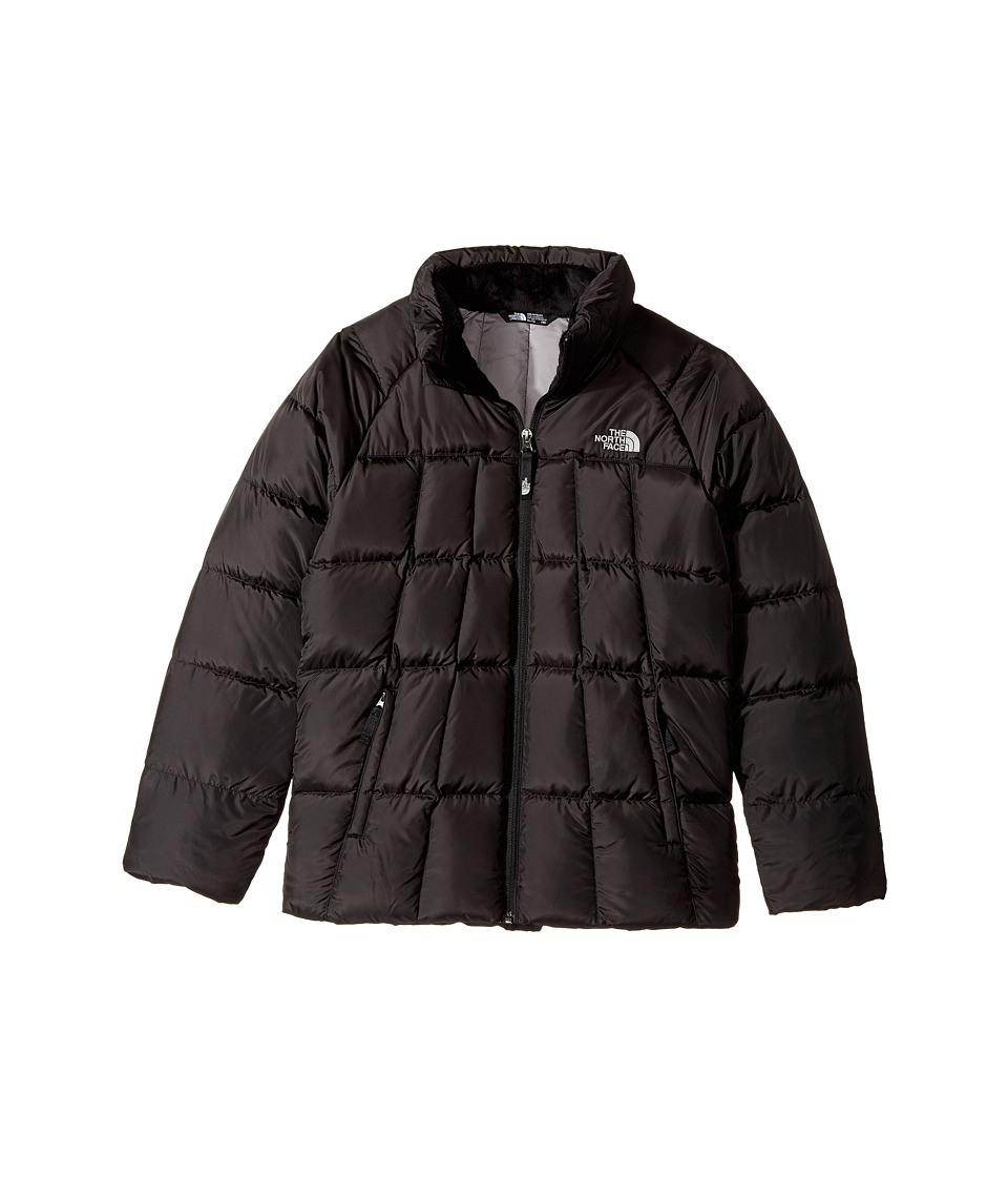 The North Face Kids Aconcagua Down Jacket (Little Kids/Big Kids) (TNF Black) Girl