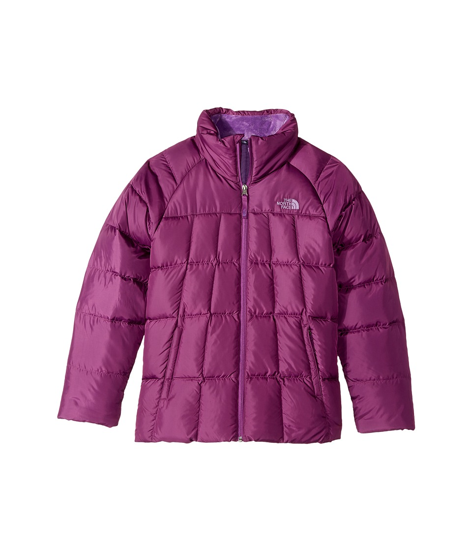 The North Face Kids Aconcagua Down Jacket (Little Kids/Big Kids) (Wood Violet) Girl