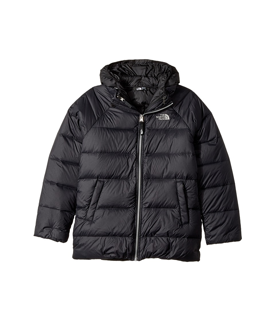 The North Face Kids Double Down Triclimate (Little Kids/Big Kids) (TNF Black) Girl
