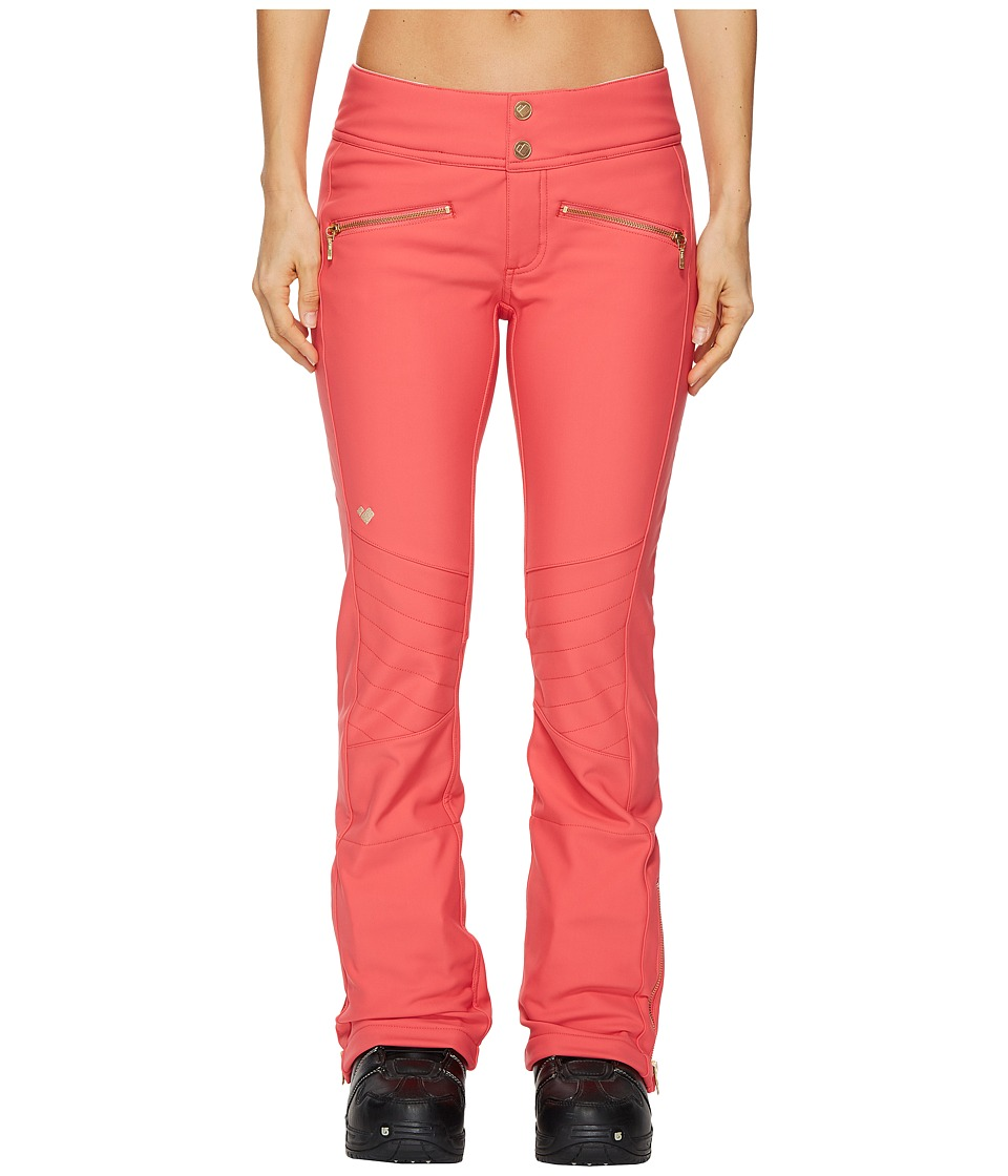 Obermeyer Clio Softshell Pants (Island Sunset) Women