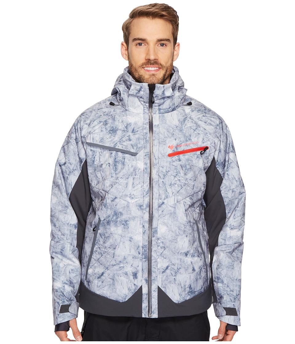 Obermeyer Z-Axis Jacket (Marble) Men's Coat