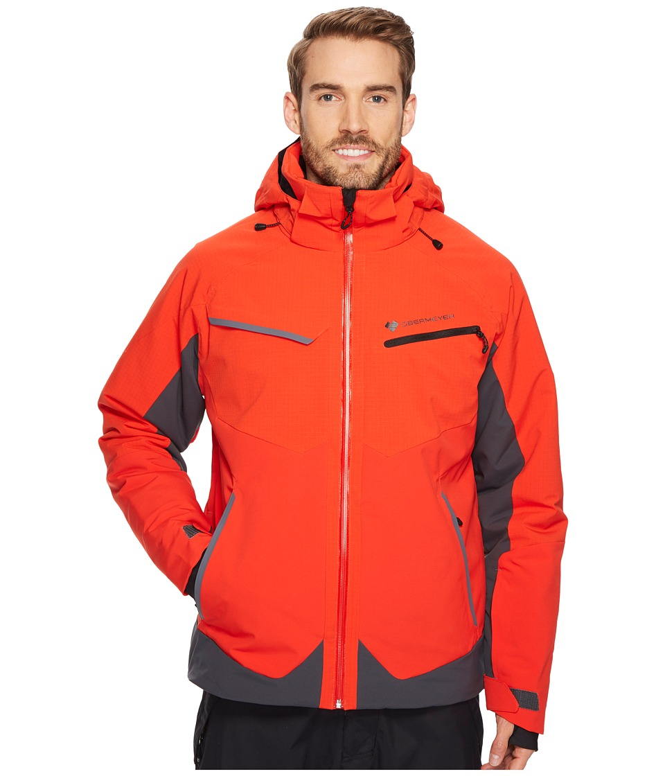 Obermeyer Z-Axis Jacket (Red) Men's Coat