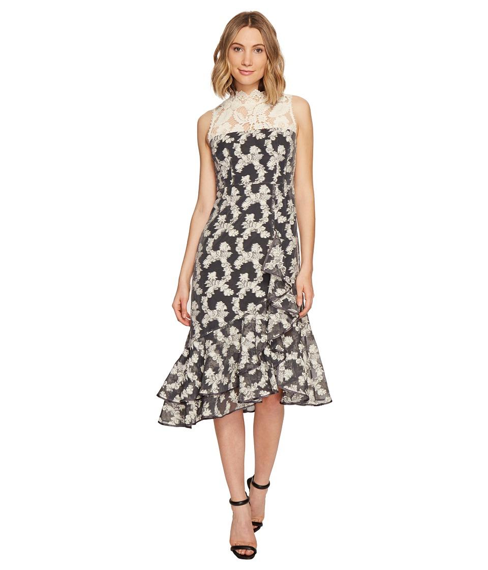 Nanette Lepore Dream Chaser Dress (Black) Women