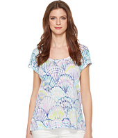 Lilly Pulitzer - Inara Linen Beach Top