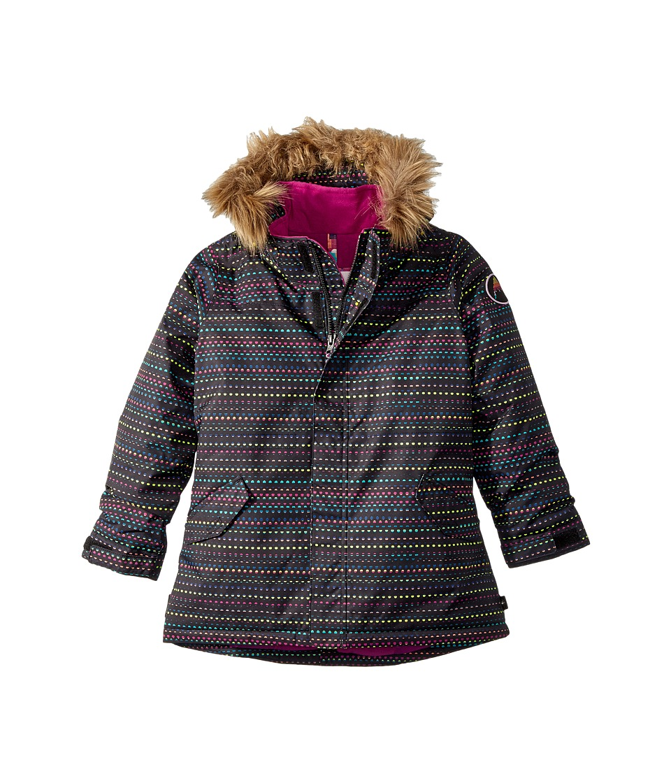 Burton Kids - Aubrey Jacket (Toddler/Little Kids) (Candy Dots) Girls Coat