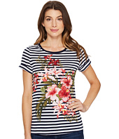 Tommy Bahama - Sacred Groves Stripe Short Sleeve Tee