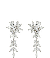 Nina - Zhane Beautiful Dangling Earrings with Floral Motif
