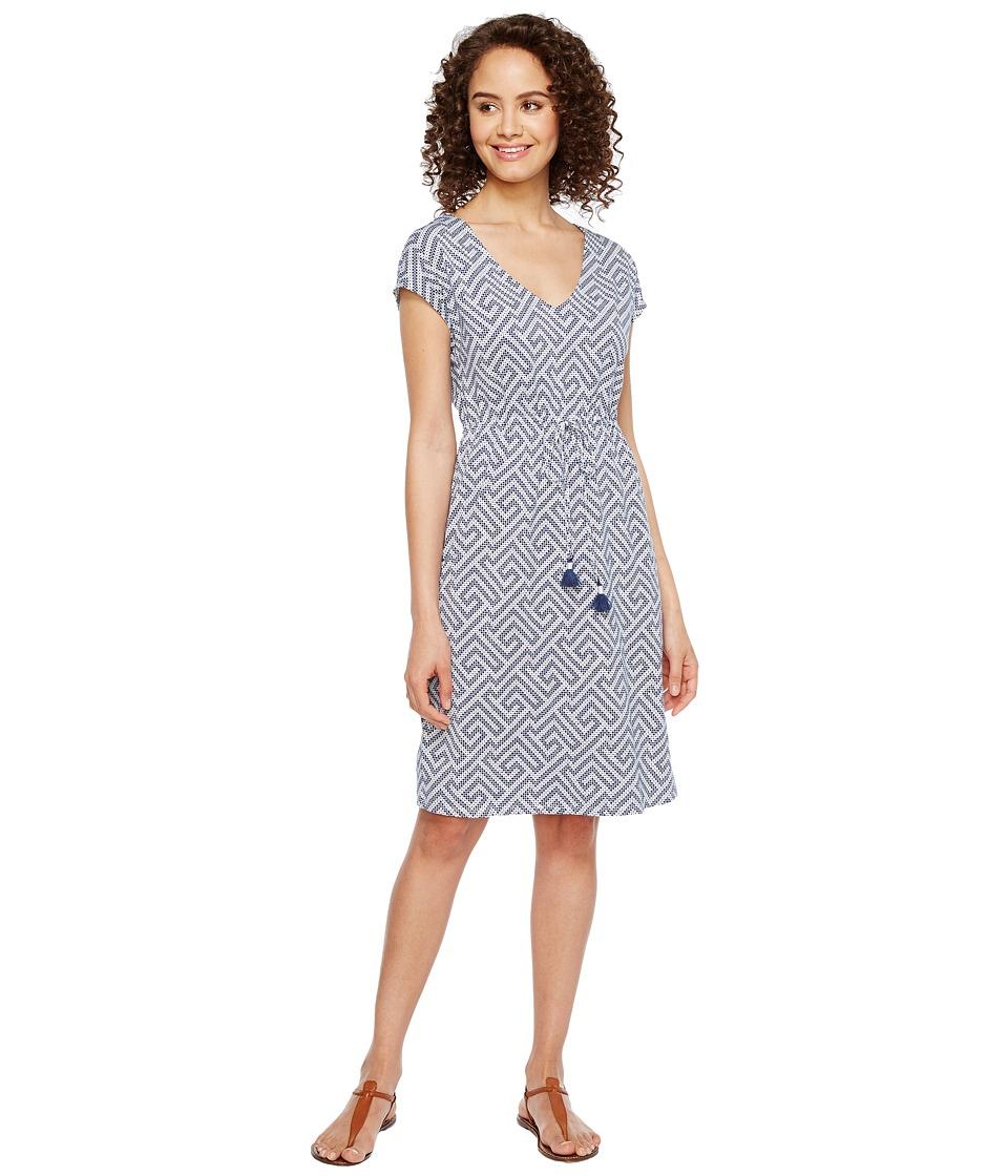 Tommy Bahama Greek Cay Short Dress (Kingdom Blue) Women