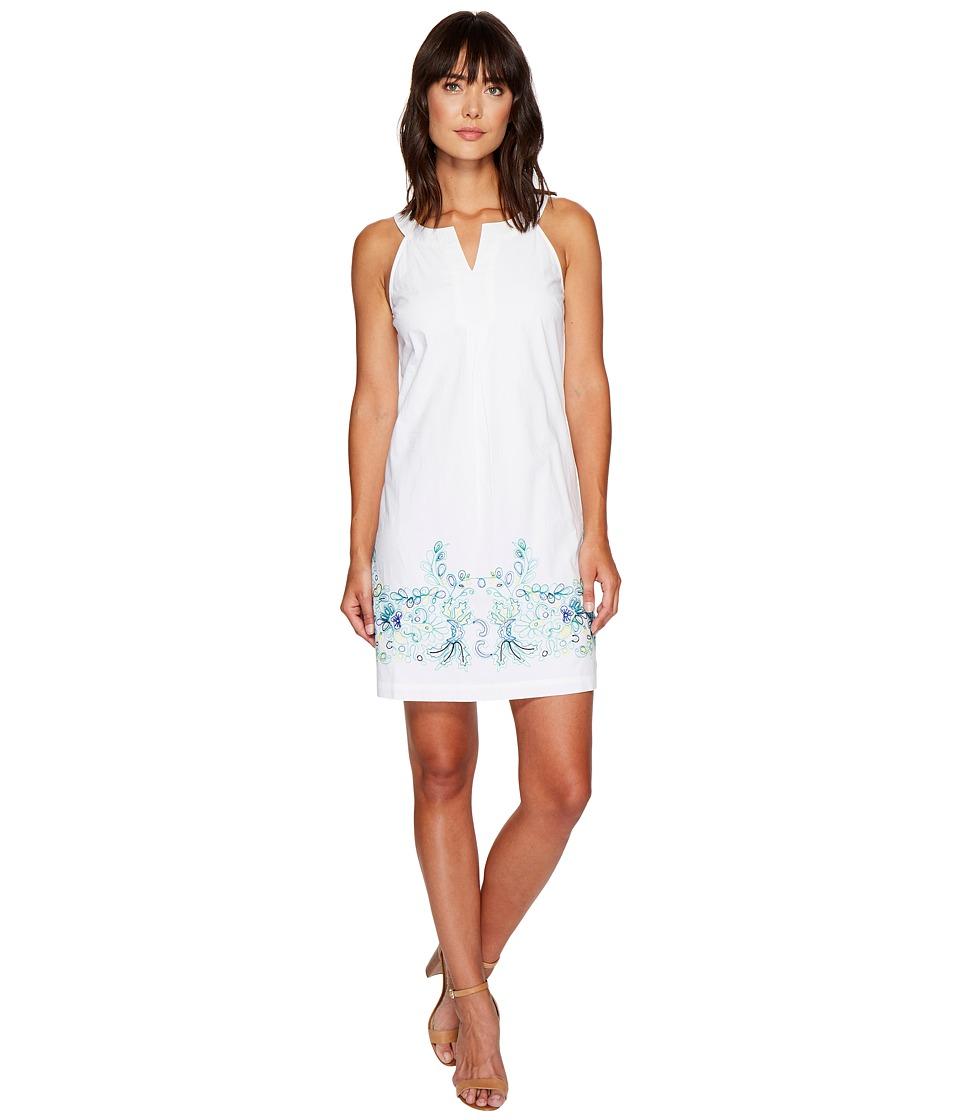 Tommy Bahama Vines of Vothonos Short Dress (Jadite) Women