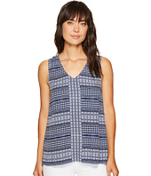Tommy Bahama - Greek Grid Tank Top