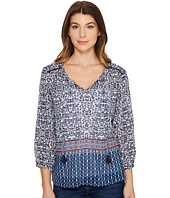 Tommy Bahama - Kamari Damask 3/4 Sleeve Top