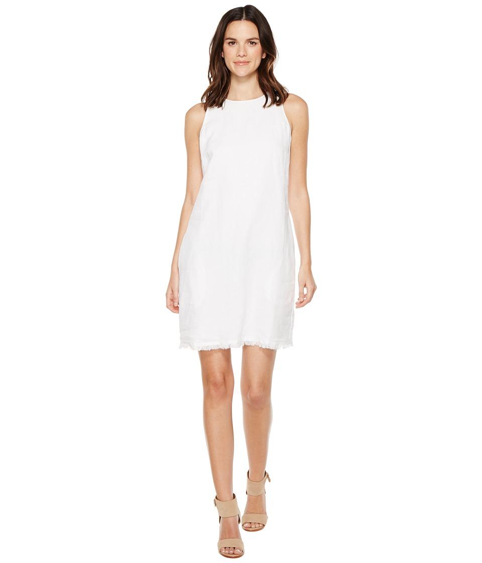 Tommy Bahama Two Palms Sleeveless Short Dress (White) Wom...