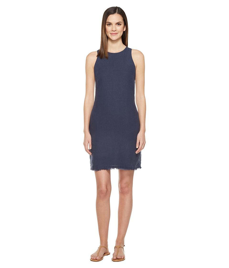 Tommy Bahama Two Palms Sleeveless Short Dress (Ocean Deep...
