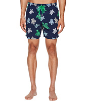 Vilebrequin - Moorea Multicolor Turtles Swim Trunk
