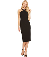 Maggy London - Cross Neck Halter Sheath Dress
