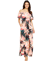 Maggy London - Off the Shoulder Maxi Dress