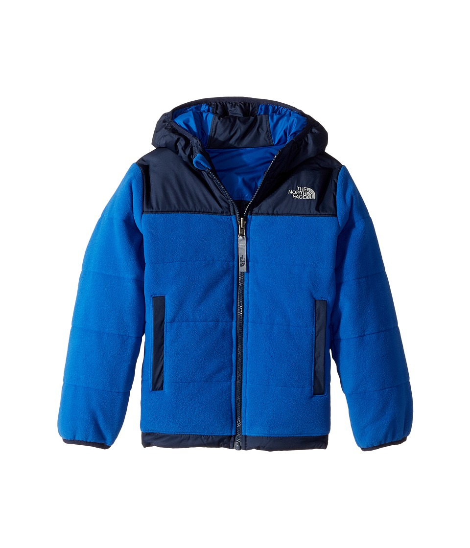The North Face Kids Reversible True Or False Jacket (Toddler) (Bright Cobalt Blue) Boy