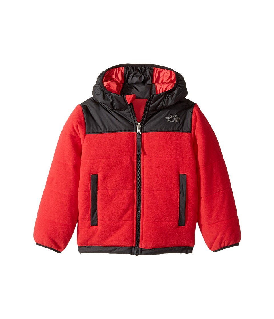 The North Face Kids Reversible True Or False Jacket (Toddler) (TNF Red) Boy