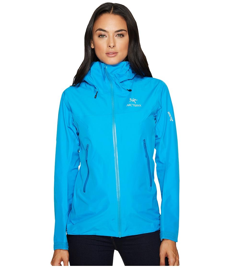 Arc'Teryx Beta LT Jacket (Baja) Women's Coat