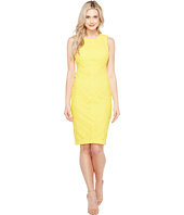 Maggy London - Ribbon Eyelet Sheath Dress