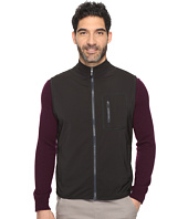 Kenneth Cole Sportswear - Dobby Zip Vest