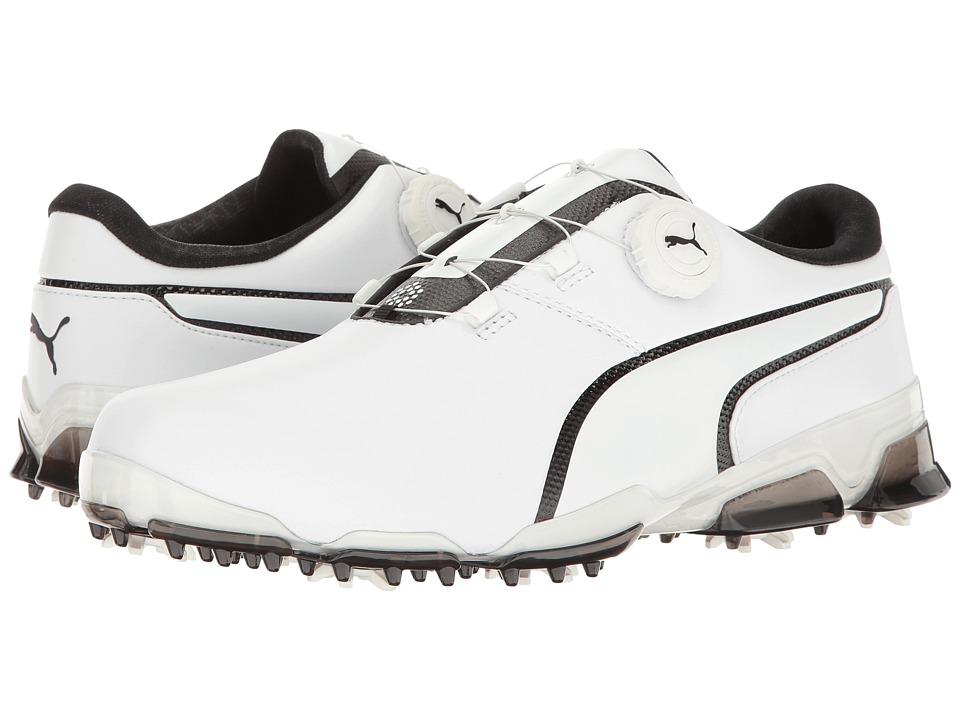 Puma Golf - Titantour Ignite Disc (Puma White/Puma Black/...