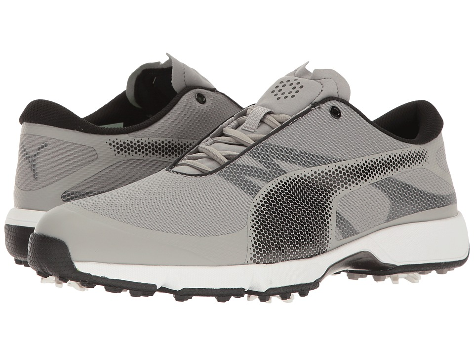 PUMA Golf Ignite Drive Sport (Drizzle/Puma Black/Puma White) Men