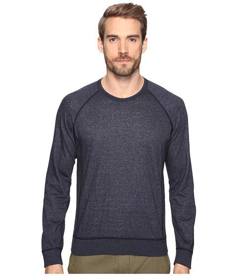 Splendid Mills Double Face Crew Neck Sweatshirt