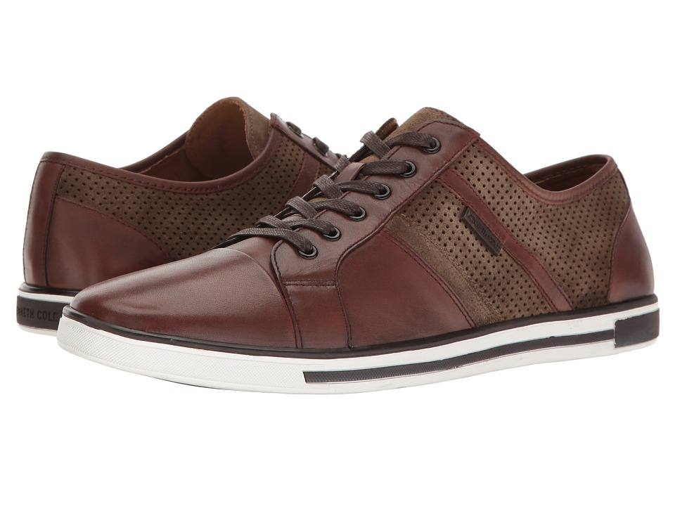 Kenneth Cole New York Initial Step (Brown Combo) Men