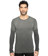 Splendid Mills - Sandstone Long Sleeve Tofer Crew